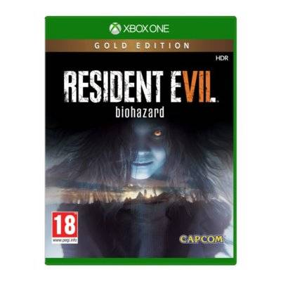 Gra Xbox One Resident Evil 7: Biohazard Gold Edition