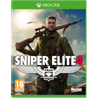 Gra Xbox One Sniper Elite 4