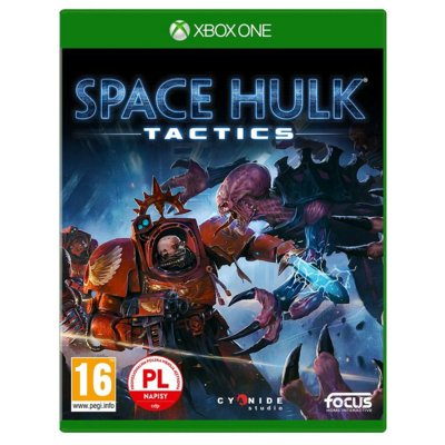 Gra Xbox One Space Hulk: Tactics