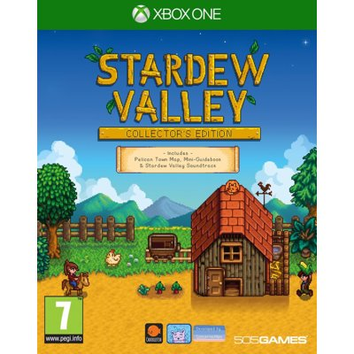 Gra Xbox One Stardew Valley Collectors Edition