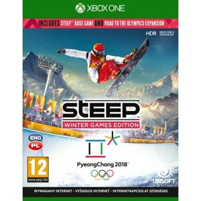 Gra Xbox One STEEP Winter Games Edition