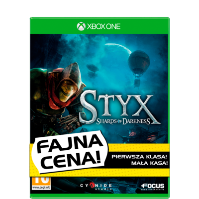 Gra Xbox One Styx: Shards of Darkness