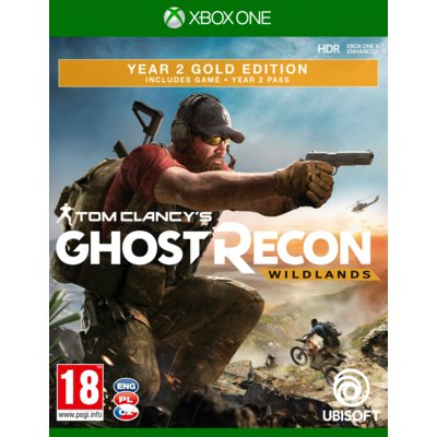 Gra Xbox One Tom Clancy's Ghost Recon: Wildlands Year 2 Gold Edition
