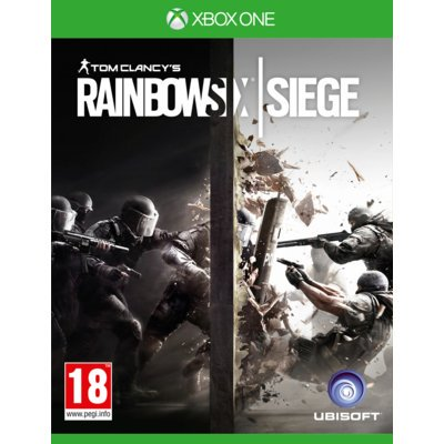 Gra Xbox One Tom Clancy's Rainbow Six Siege