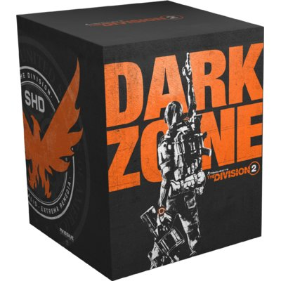 Gra Xbox One Tom Clancy's The Division 2 Edycja Kolekcjonerska Dark Zone
