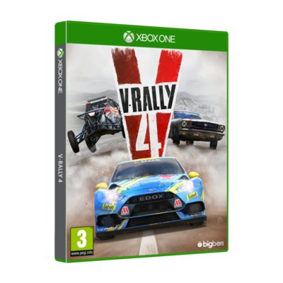 Gra Xbox One V-rally 4
