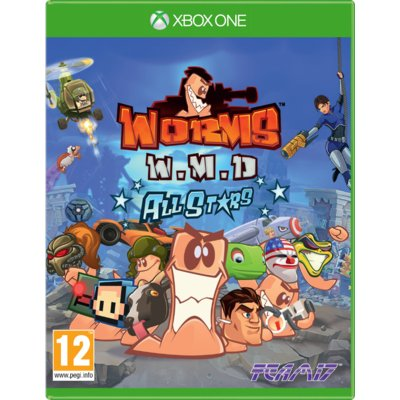 Gra Xbox One Worms W.M.D