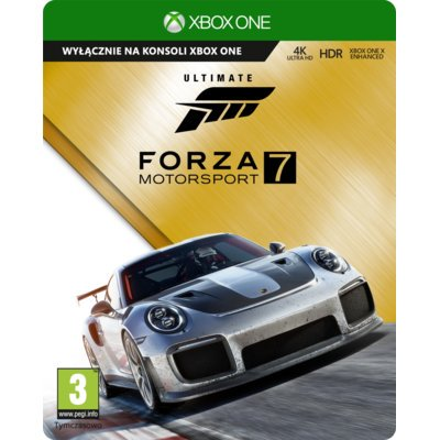 Gra Xbox One Forza Motorsport 7 Ultimate Edition