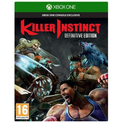 Gra Xbox One Killer Instinct: Definitive Edition