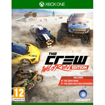 Gra Xbox One The Crew Wild Run Edition