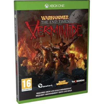 Gra Xbox One Warhammer: The End Times - Vermintide