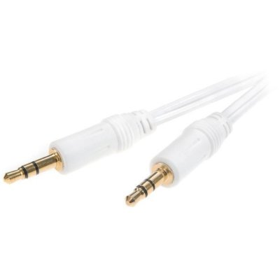 Kabel VIVANCO Jack 3.5 mm wtyk - 3.5 mm wtyk 1.8 m