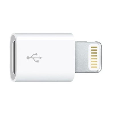 Adapter WG microUSB-Lightning