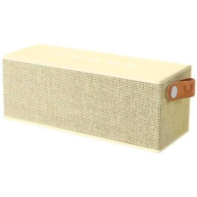 Głośnik Bluetooth FRESH N REBEL Rockbox Brick Fabriq Edition Buttercup