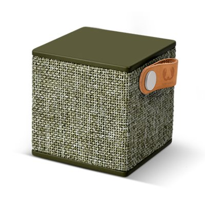 Głośnik Bluetooth FRESH N REBEL Rockbox Cube Fabriq Edition Army