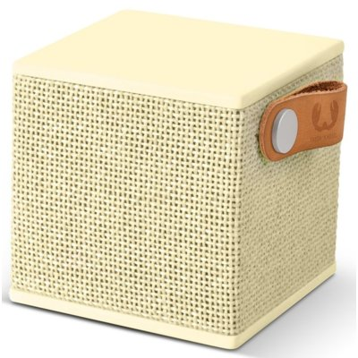 Głośnik Bluetooth FRESH N REBEL Rockbox Cube Fabriq Edition Buttercup