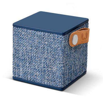 Głośnik Bluetooth FRESH N REBEL Rockbox Cube Fabriq Edition Indigo