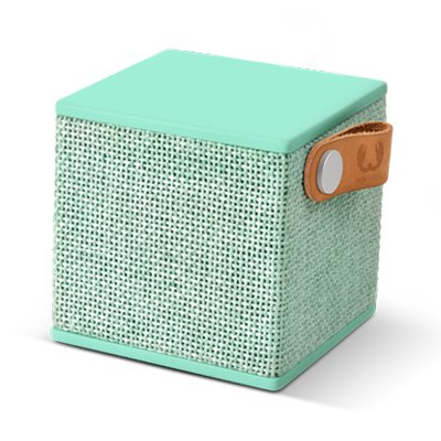 Głośnik Bluetooth FRESH N REBEL Rockbox Cube Fabriq Edition Peppermint