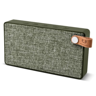Głośnik Bluetooth FRESH N REBEL Rockbox Slice Fabriq Edition Army