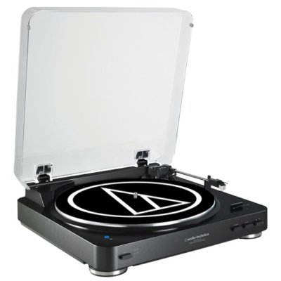 Gramofon AUDIO TECHNICA AT-LP60BT Czarny