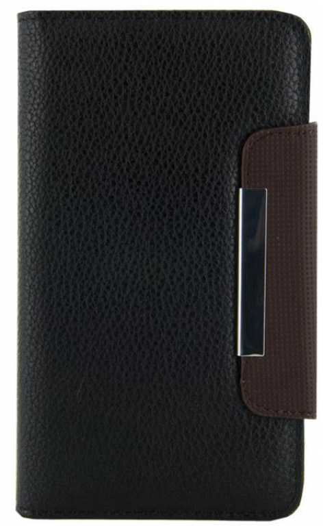 4world 9138 do Samsung Galaxy Note II Czarny Etui