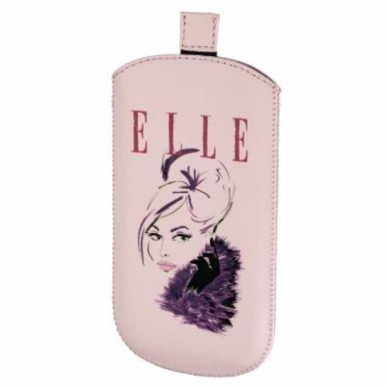 Elle LADY IN PINK Etui