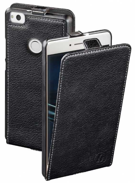 Hama Smart Case do Huawei P8/P9 lite (2017) Czarny Etui