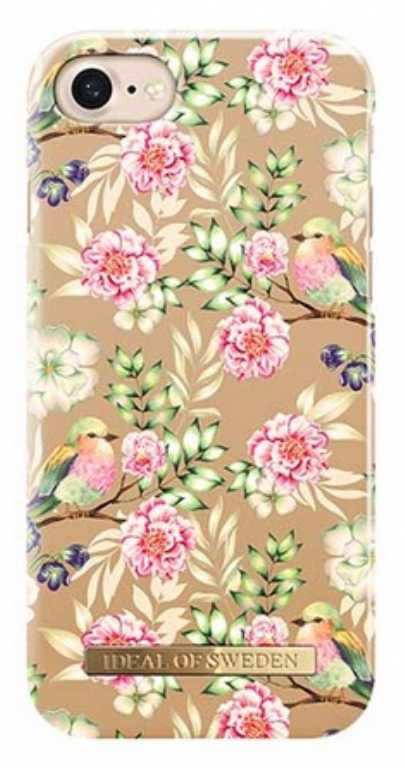 Ideal of sweden ab Fashion Case Champagne Birds do iPhone 6/6s/7/7s/8 Etui