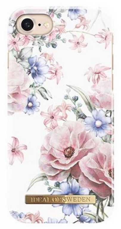 Ideal of sweden ab Fashion Case Floral Romance do iPhone 6/6s/7/7s/8 Etui