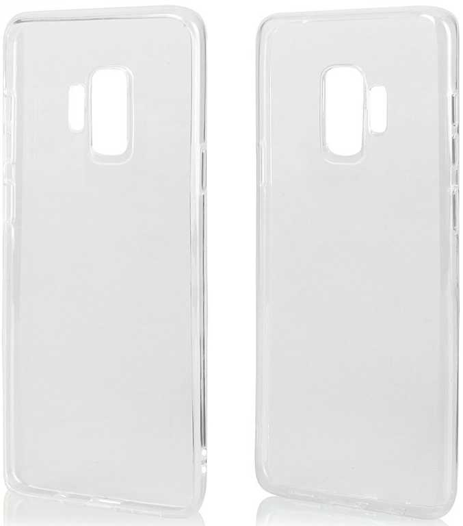 Kltrade Back Case Clear Pro do Samsung Galaxy S9 Przezroczysty Etui