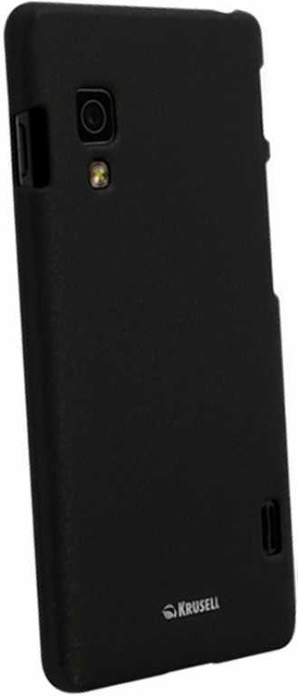 Lg COLORCOVER FOR LG OPTIMUS L5 II BLACK METALLIC Etui