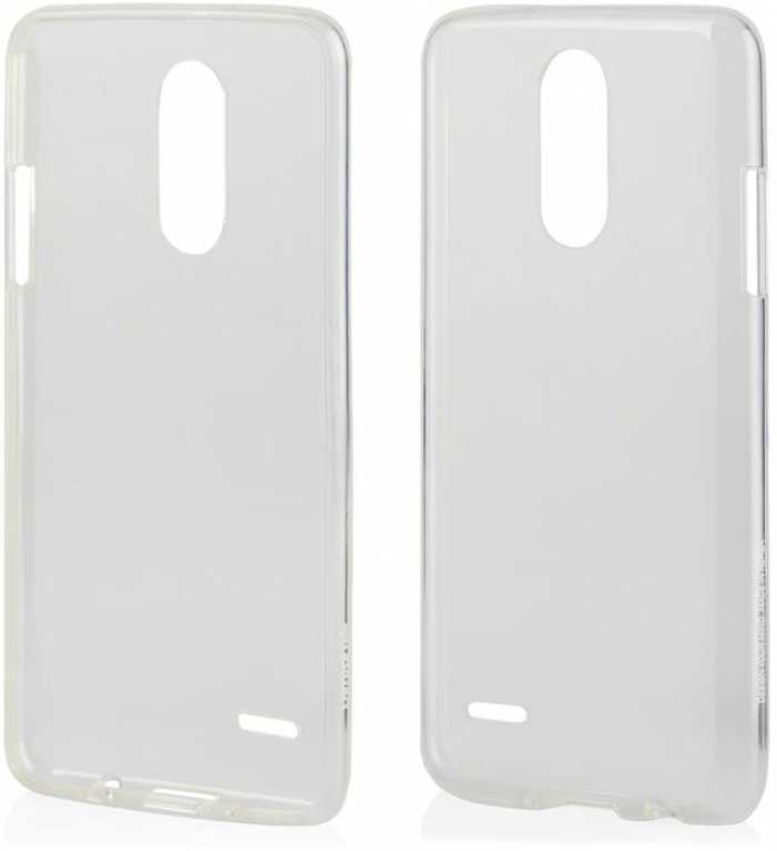 Qult Back Case Clear do K8 2017 Luxury Etui
