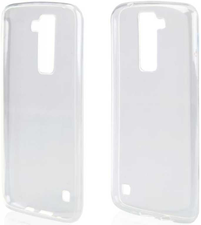Qult Back Case Clear do LG K8 K350N Dual Etui
