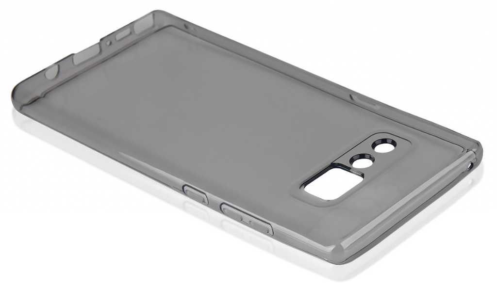 Qult Back Case Clear Luxury Samsung SM-N950 Note 8 Etui