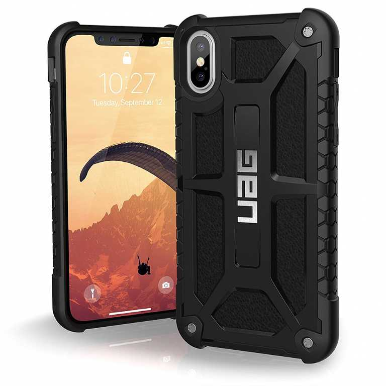 Uag Monarch do iPhone X Etui
