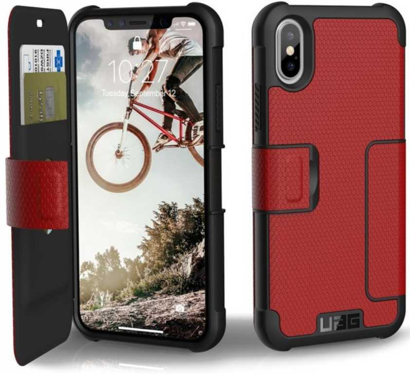 Uag UAG Metropolis do iPhone X Etui