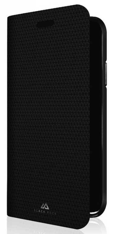 Wd & br Black Rock Material Pure do iPhone X Czarny Etui