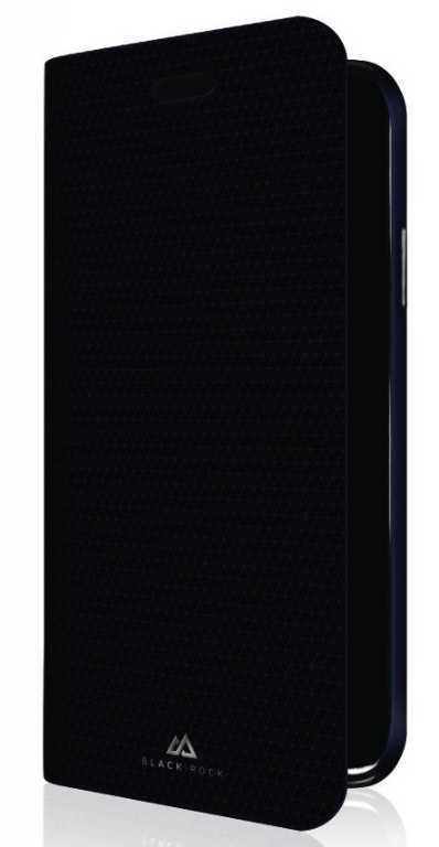 Wd & br Black Rock Material Pure do iPhone X Granatowy Etui