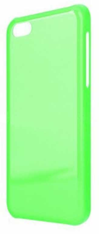 Xqisit DO APPLE IPHONE 5C IPLATE NEONOWY ZIELONY Etui