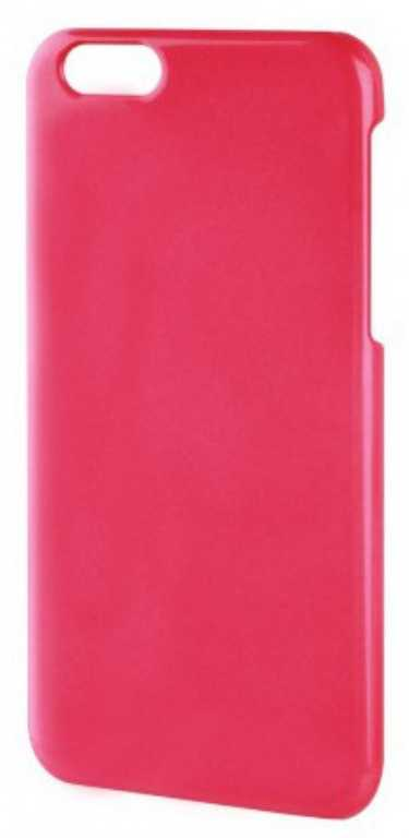Xqisit DO APPLE IPHONE 6/6S IPLATE GLOSSY RÓŻOWY Etui