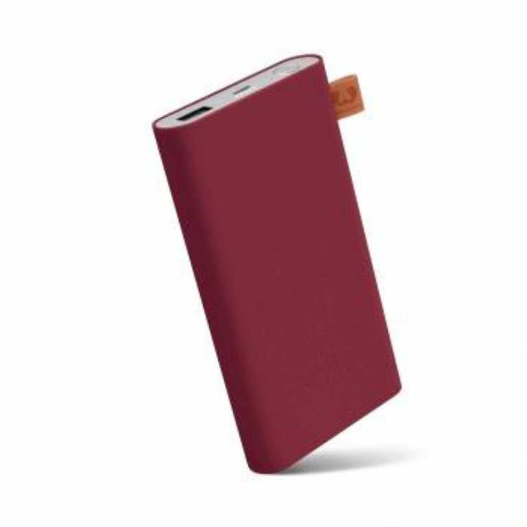 Fresh n rebel Ruby 6000 mAh PowerBank