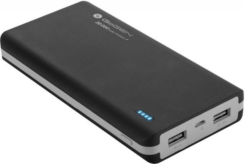 Gogen PB200002BGR PowerBank