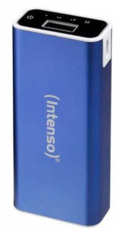 Intenso A5200 5200 mAh Niebieski PowerBank