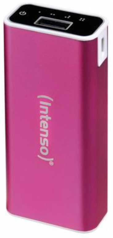 Intenso A5200 5200 mAh Różowy PowerBank