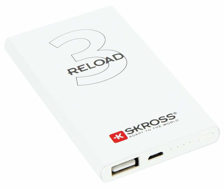 Travelight Reload 3 3500 mA PowerBank