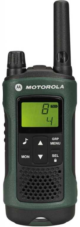 Motorola TLKR T81 Hunter (Walkie-Talkie) 10 km Zielony Radiotelefon