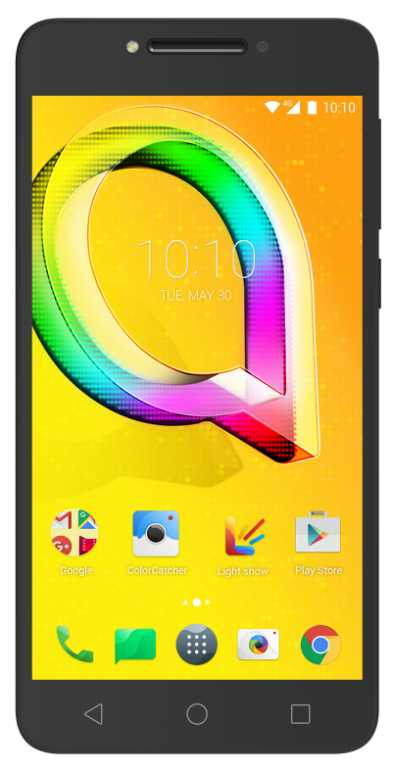 Alcatel A5 LED Smartfon