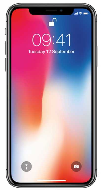 Apple iPhone X 256GB Smartfon