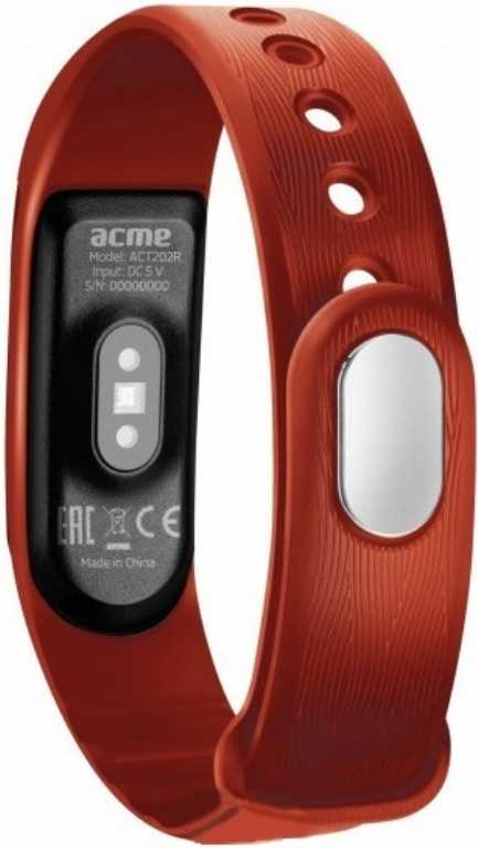 Acme ACT202R HR Smartband