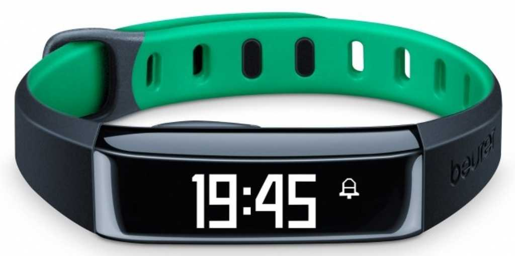 Beurer AS 80 ZIELONY Smartband